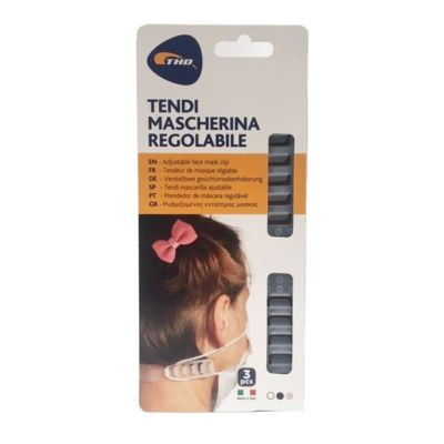 THD Tendi Mascherina x3 Back To School 3 pezzi