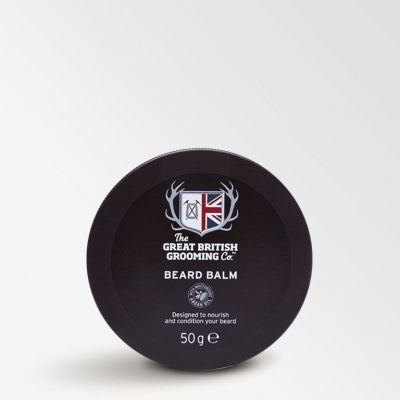 The Great British Grooming Co Beard balm Balsem 50gr