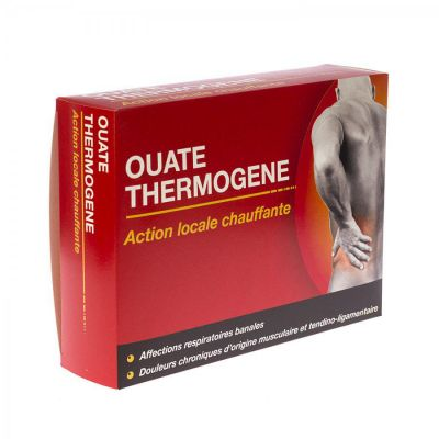 Thermogene ouate 30g