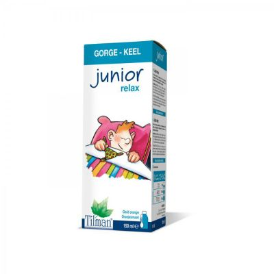 Tilman Junior relax Jarabe  150ml