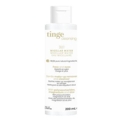 Tinge Micellair water 3-in-1 Reinigingswater 200ml