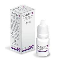 Tioretin A Gocce Oculari 8ml Gocce oculari