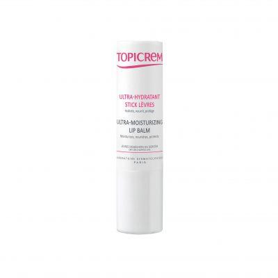 Topicrem Ultra-hydraterende lippenstick Stick 4,7g
