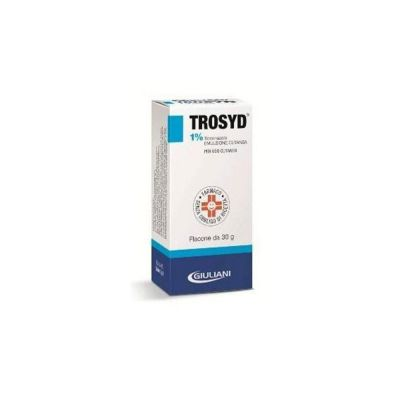 Trosyd Tioconazolo 1% Spray Cutaneo  Spray 30g