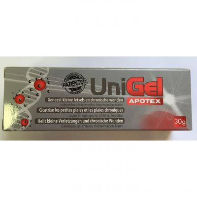 Unigel Apotex Gel 30g