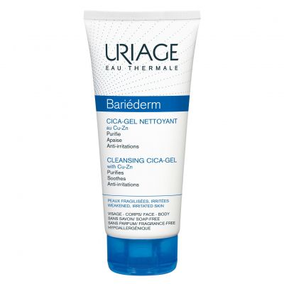 Uriage Bariéderm Zuiverende Cica-gel Douchegel 200ml