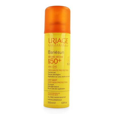 Uriage Bariésun droge mist SPF50 Spray 200ml