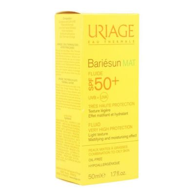 Uriage Bariésun Matt LSF50+ Emulsion 50ml