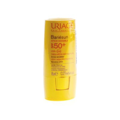 Uriage Bariésun stick invisible SPF50+ Stick 8g