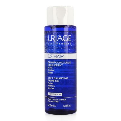 Uriage DS Hair Evenwichtsherstellende shampoo Shampoo 200ml