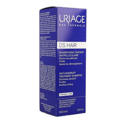 Uriage DS Shampoing antipelliculaire soin des cheveux Shampooing 200ml