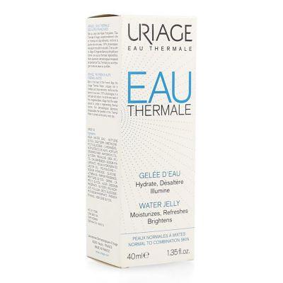 Uriage Eau thermale Gel d'eau Gel 40ml