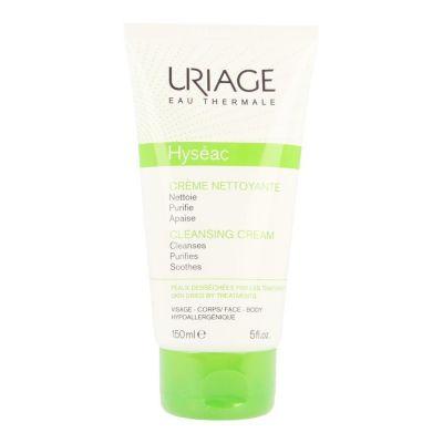 Uriage Hyséac crema limpiadora Crema 150ml