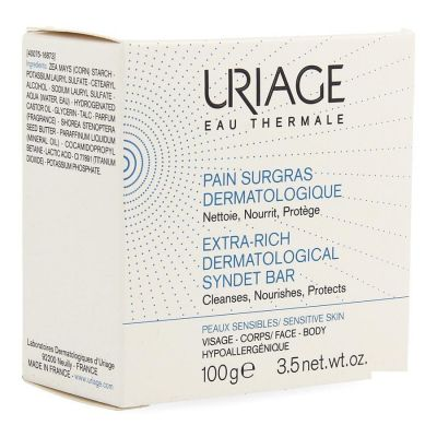 Uriage Pain surgras Wastablet 100g