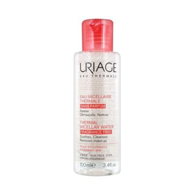 Uriage Thermaal Micellair Water intolerante huid Micellaire oplossing 100ml