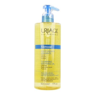 Uriage Xémose reinigende wasolie Doucheolie 500ml