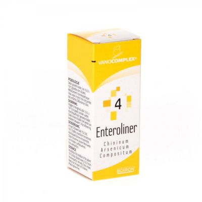 Vanocomplex 4 Enteroliner Druppels 50ml