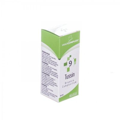Vanocomplex N9 tussin Gouttes 50ml