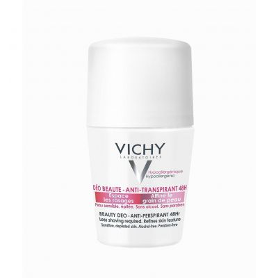 Vichy beauty déodorant anti-transpirant 48H Roll-on 50ml