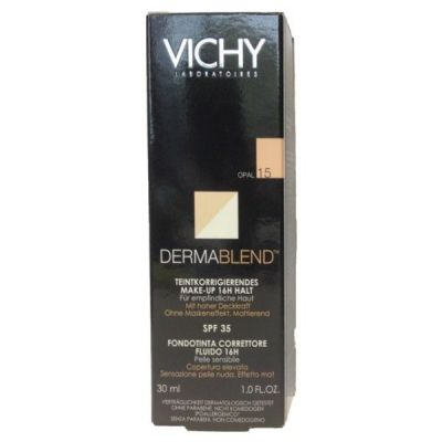Vichy Dermablend Teintkorrigierendes Make-Up 15 Opal Flüssige Creme 30ml