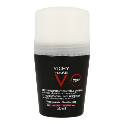 Vichy Homme Deo 72h roll-on Roll-on 50ml