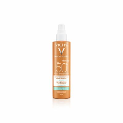 Vichy Ideal Soleil Multi-protection SPF50+ Spray 200ml