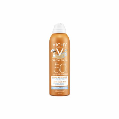 Vichy Idéal Soleil niños anti-arena SPF 50+ Espray 200ml