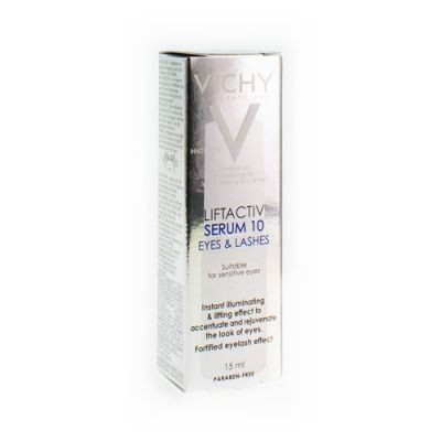 Vichy Liftactiv Supreme ogen & wimpers Serum 15ml