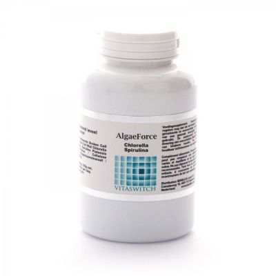 Vitaswitch Algaeforce Tabletten 250 stuks
