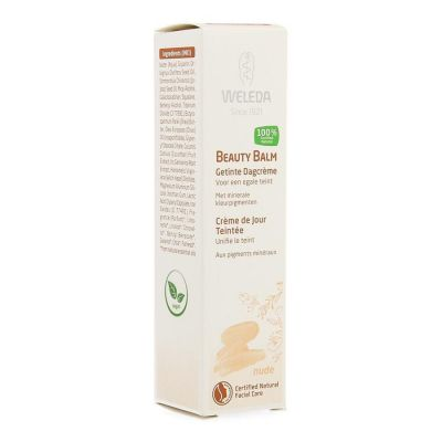 Weleda Beauty Balm desnuda Crema 30ml