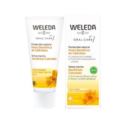 Weleda Oral Care Dentifricio Calendula Dentifricio 75ml