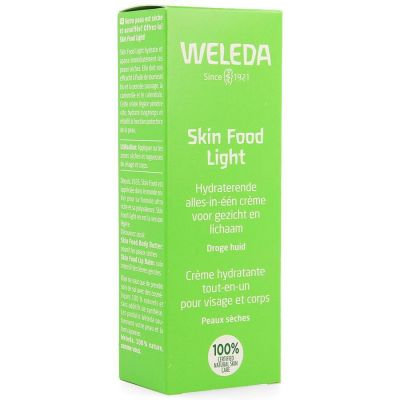 Weleda Skin Food Light Crème 75ml