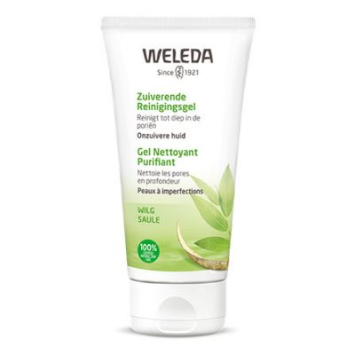 Weleda Zuiverende reinigingsgel Gel 100ml