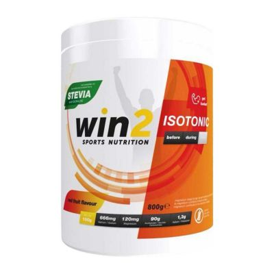 Win2 Isotonic fruits rouges Poudre 800g