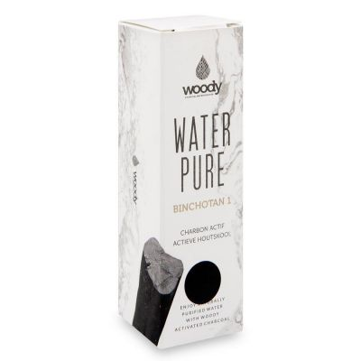 Woody water Pure Binchotan 1 Stick 100g