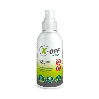 X-Off Répulsif contre les insectes Spray 100ml