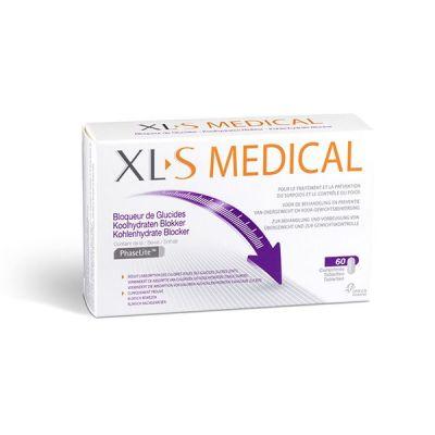 XLS Medical Carboblocker Tabletas 60 unidades