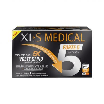Xls Medical Forte 5  Capsule 180 pezzi