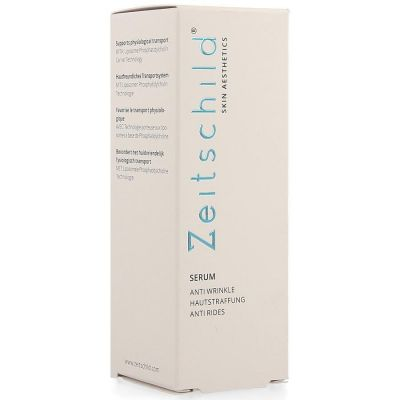 Zeitschild Anti-Wrinkle Serum 30ml