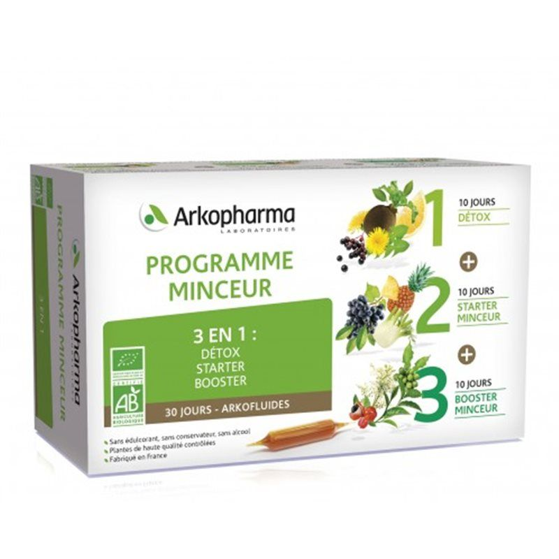 Купить аркофлюид комплексная программа похудения отзывы цена