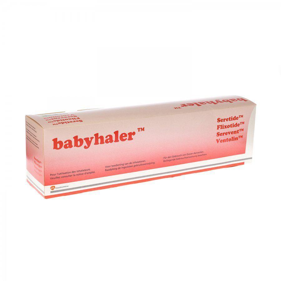 Acheter babyhaler chambre d 39 expansion 1 pi ces for Chambre urinaire