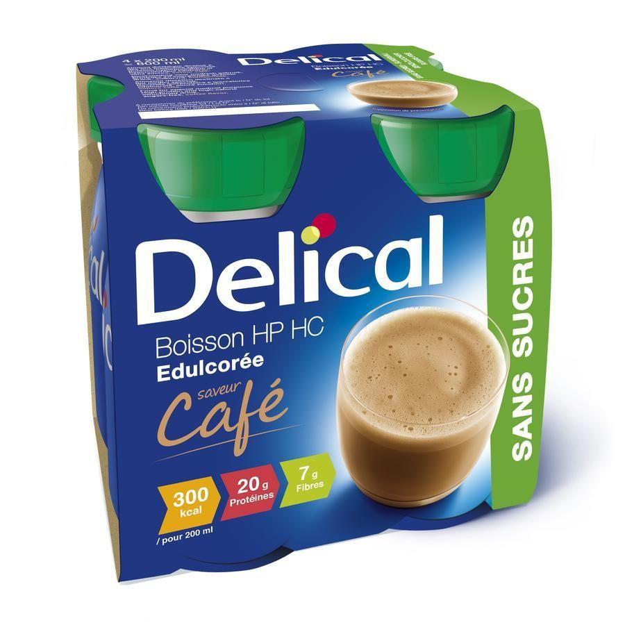 Delical HP - HC Kaffee ohne Zucker Getränk 4x200ml kaufen? € 7.34 ...