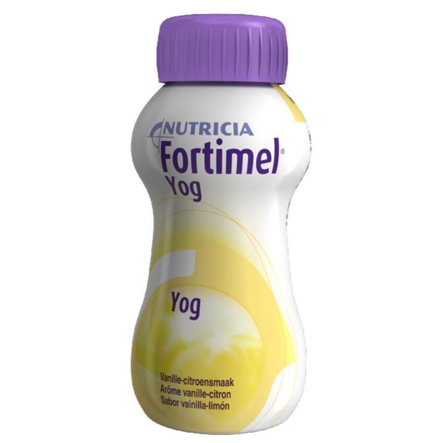 Nutricia Fortimel Yoghurt Style Vanille-Zitrone Getränk 4x200ml ...