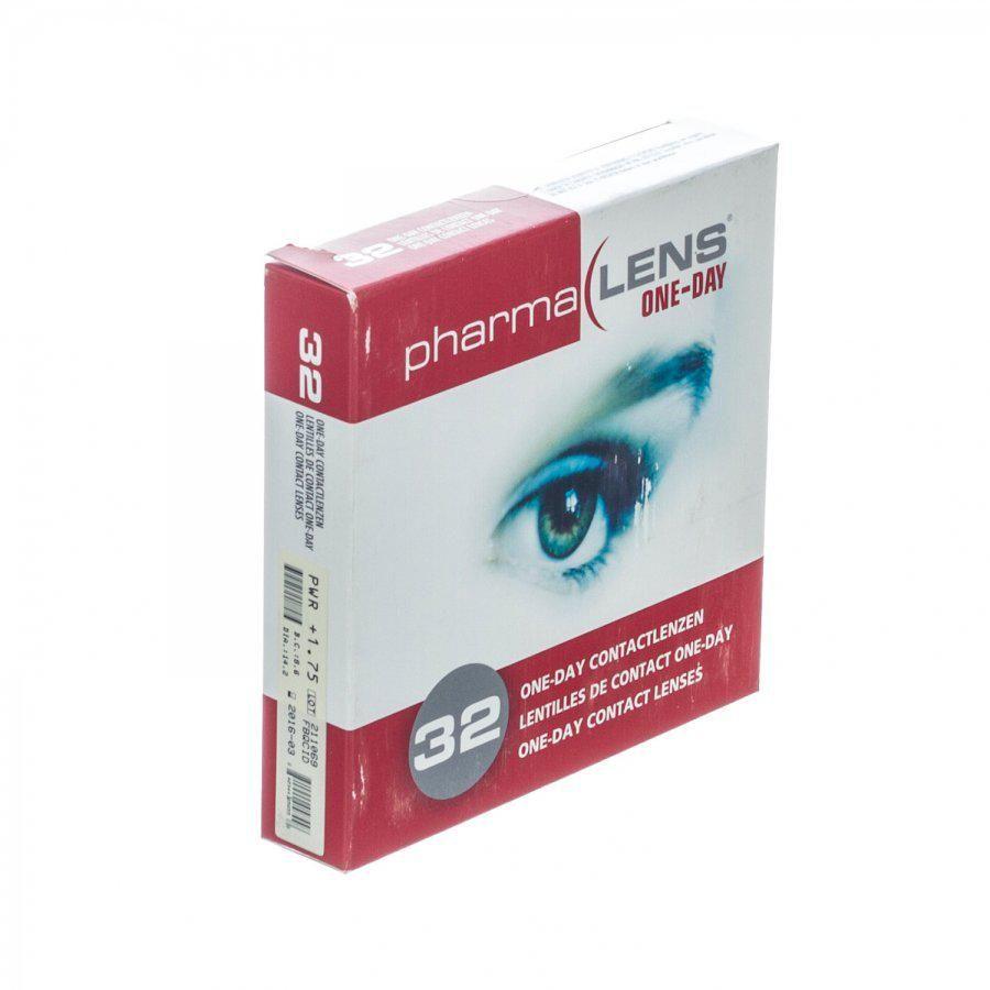 Acheter Pharmalens one-day +1,75 32 pièces   Maintenant pour € 20.2 ... 1fafe43cfbc7