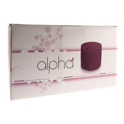Acheter pranar m alpha diffuseur ultrasonique d 39 huiles - Diffuseur huiles essentielles pranarom ...