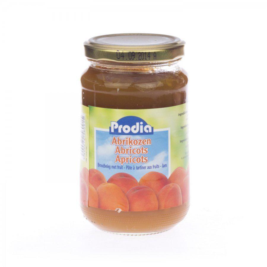confiture abricot sans sucre