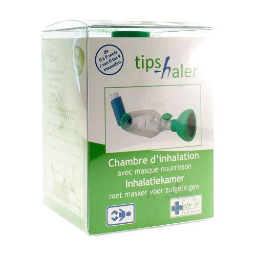 Acheter tips haler chambre d 39 inhalation 1 pi ces for Chambre d inhalation