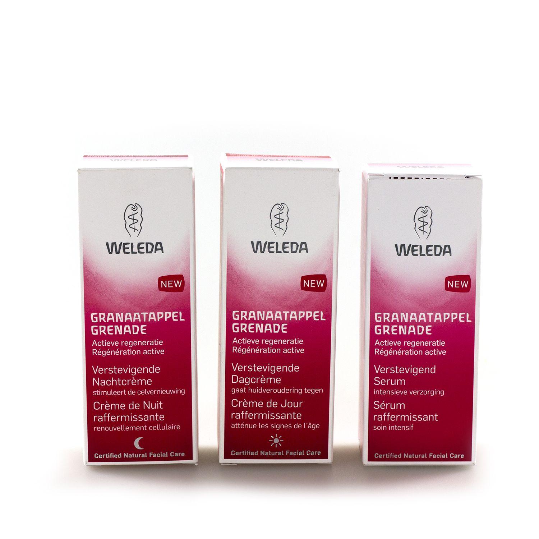 acheter weleda paquet soins du visage pour les peaux matures maintenant pour chez viata. Black Bedroom Furniture Sets. Home Design Ideas
