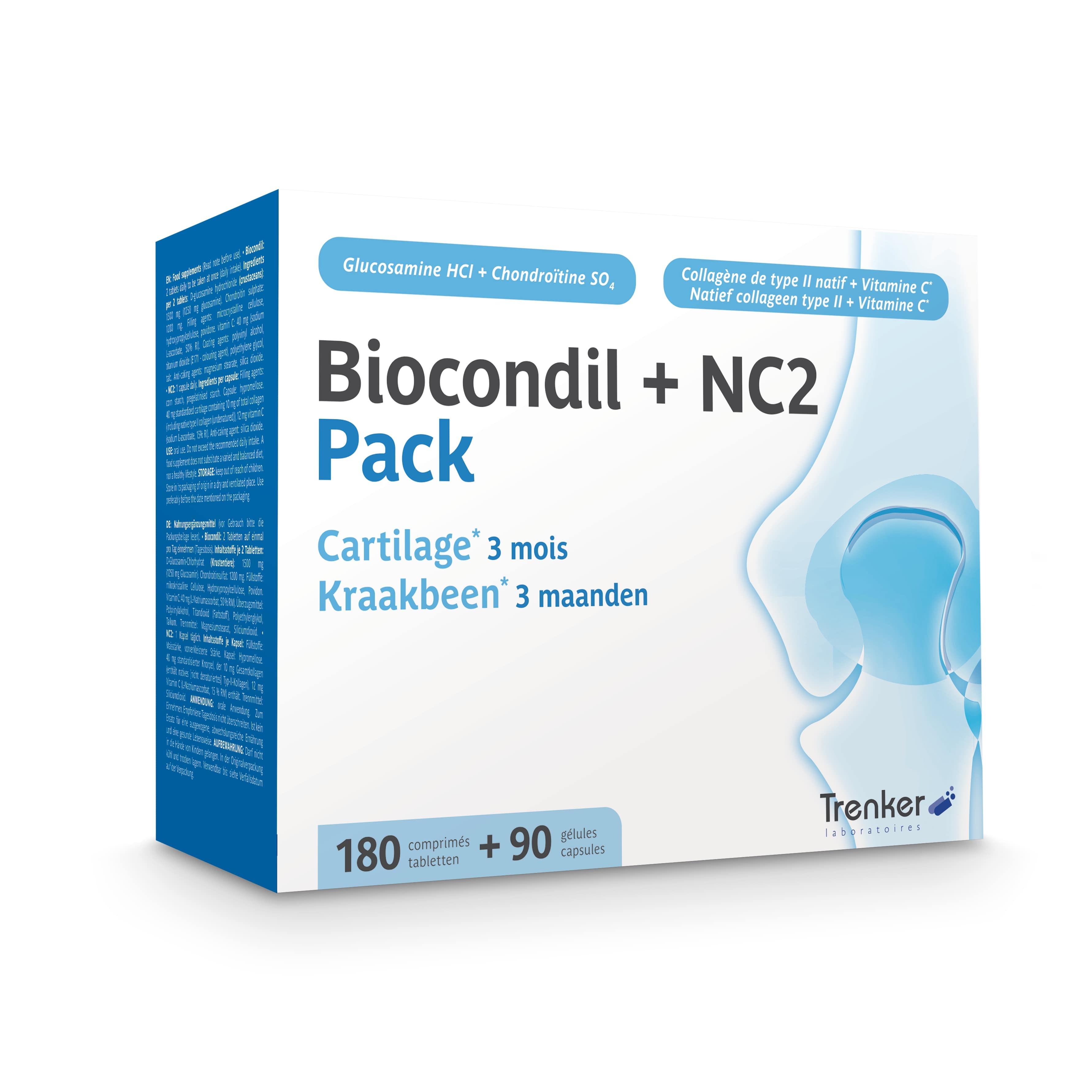 Image of Biocondil+NC2 duo Pack