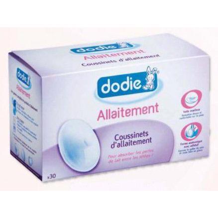 Image of Dodie Borstcompressen Dag met tape